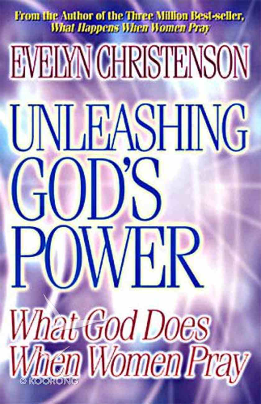 What God Does When Women Pray Paperback