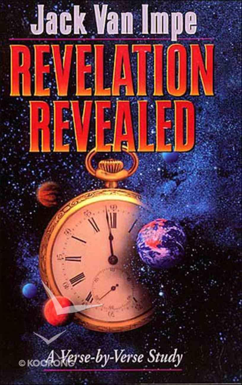 Revelation Revealed Paperback