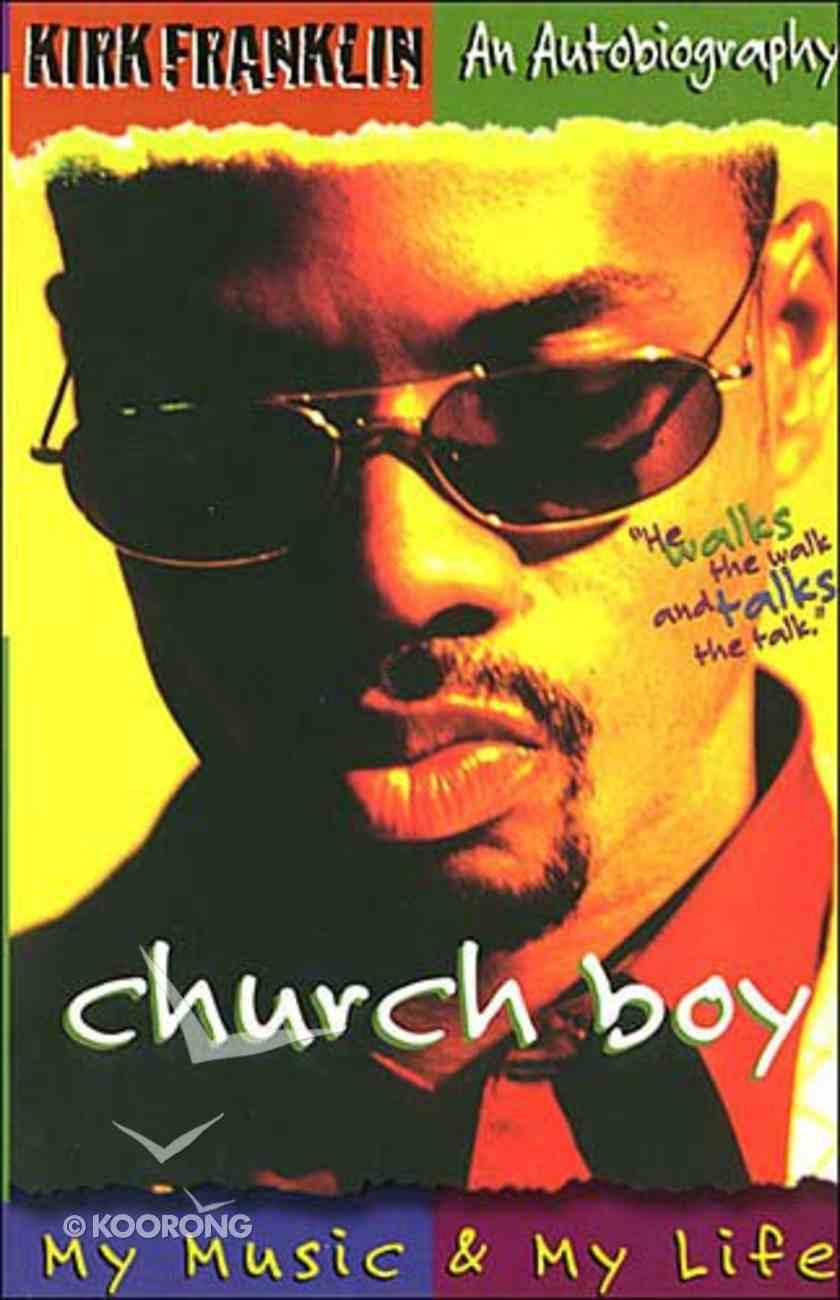 Church Boy Paperback