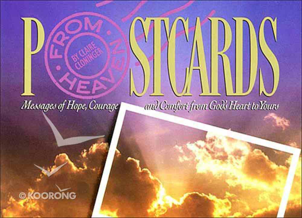 Postcards From Heaven Paperback
