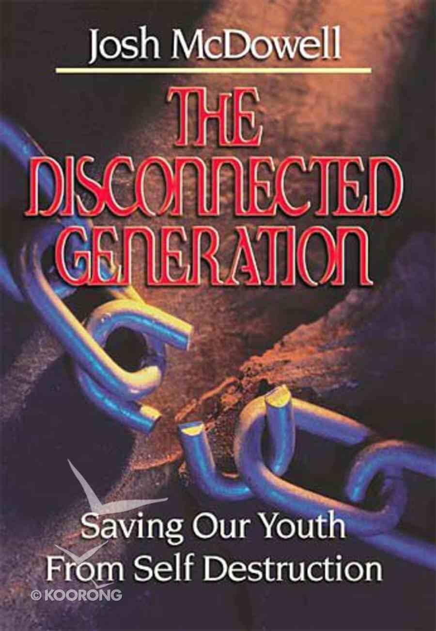 Disconnected Generation Paperback