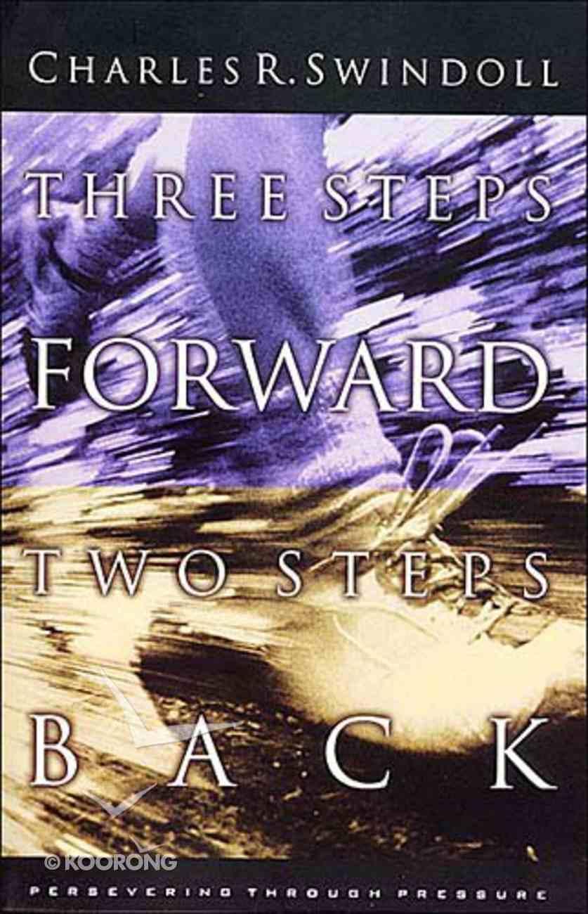 Three Steps Forward, Two Steps Back Paperback
