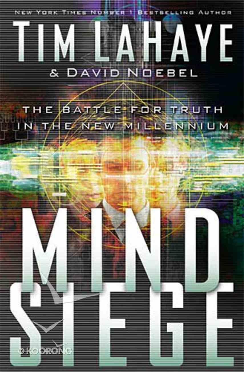 Mind Siege (Workbook) Paperback