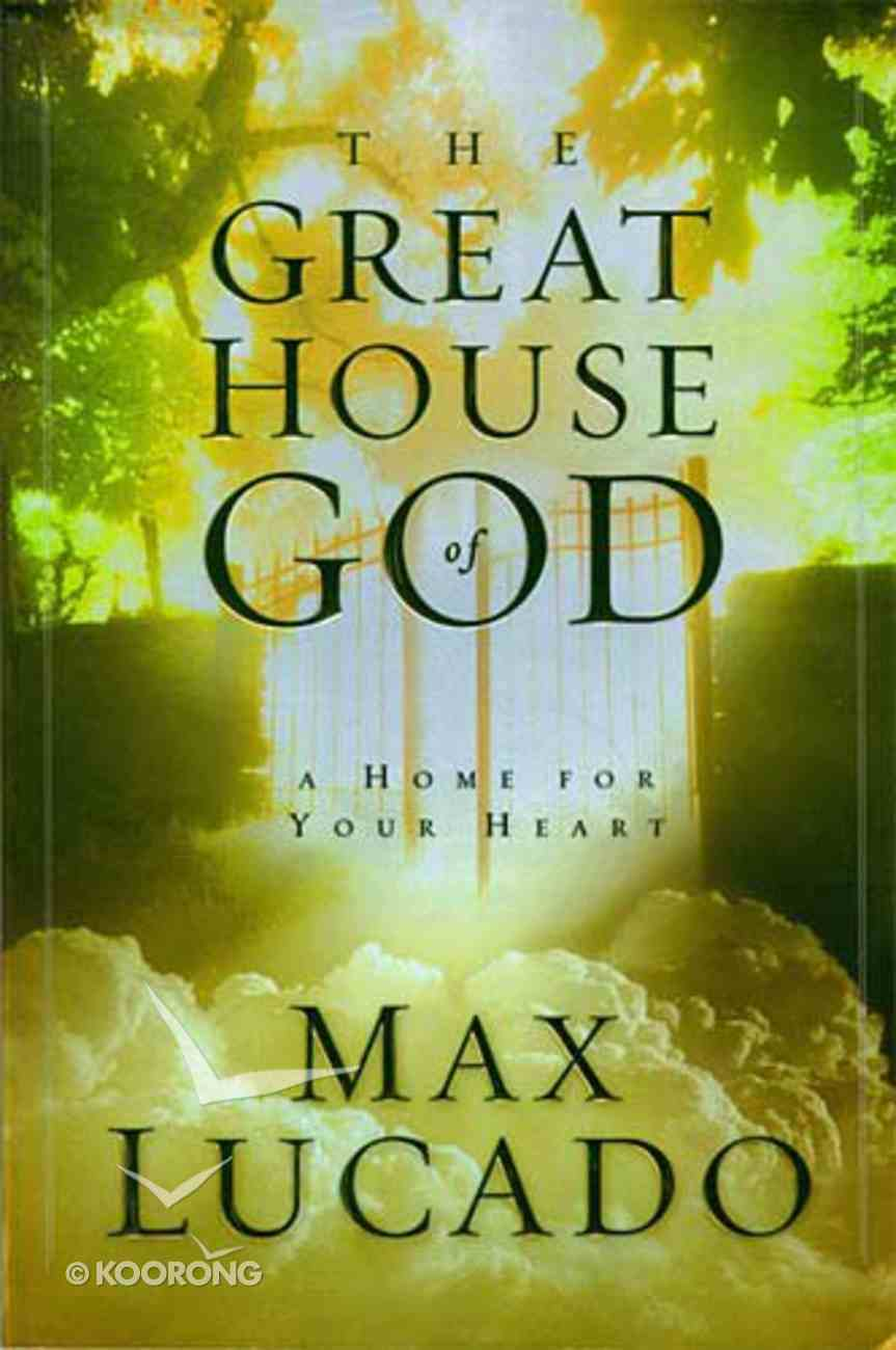 The Great House of God Paperback