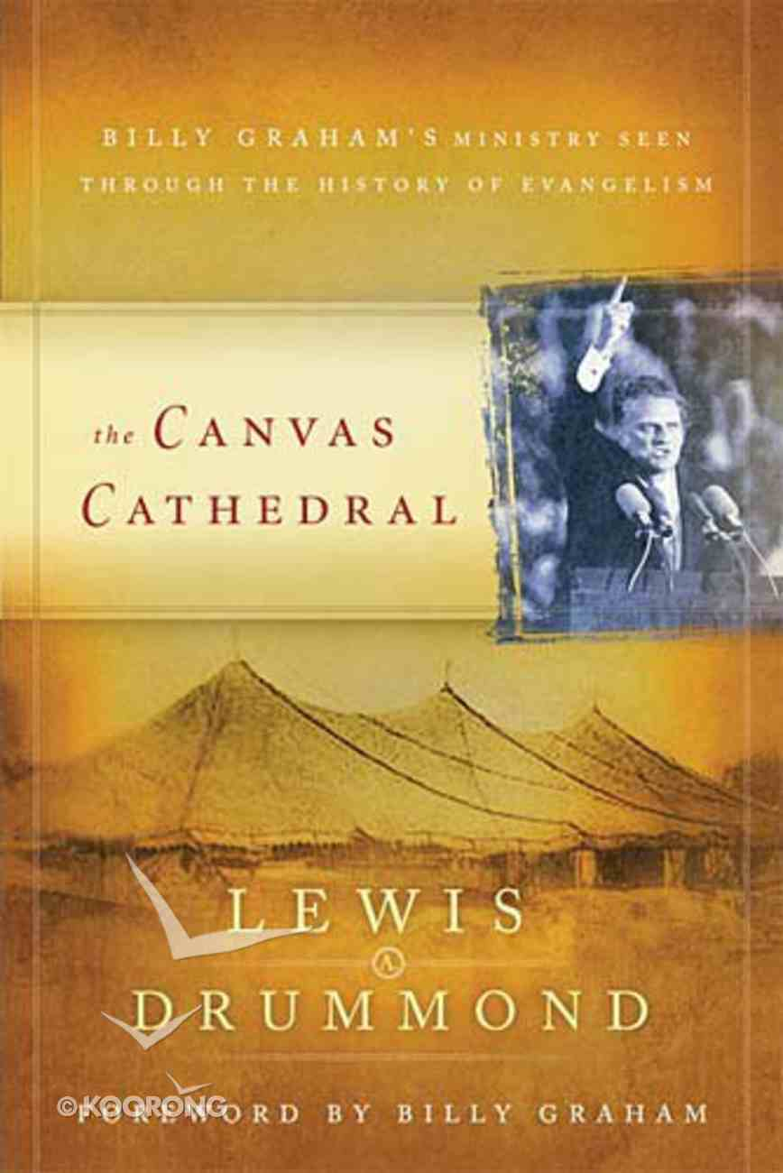 The Canvas Cathedral Hardback