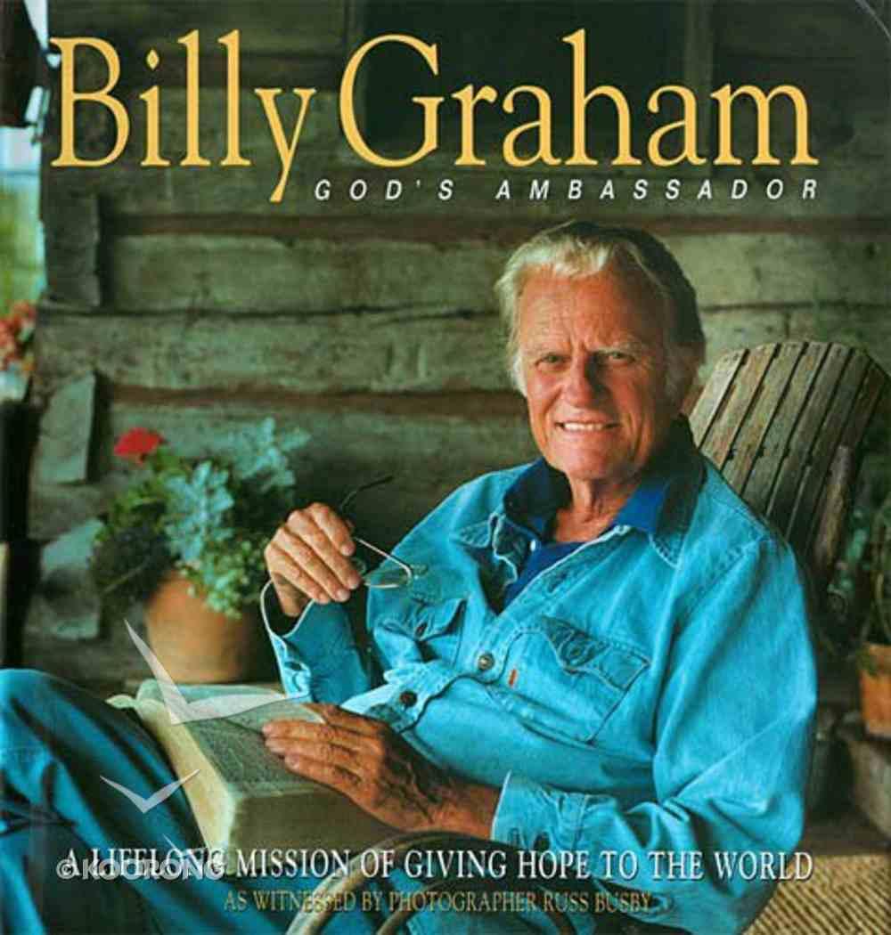 Billy Graham: God's Ambassador Paperback