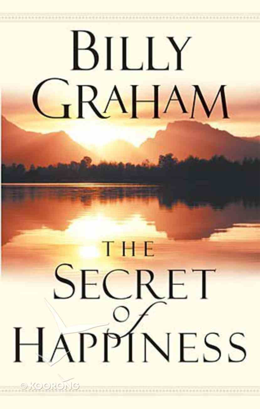 The Secret of Happiness Paperback