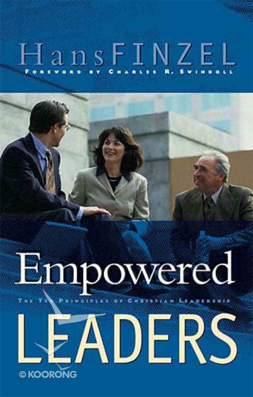 Empowered Leaders Paperback