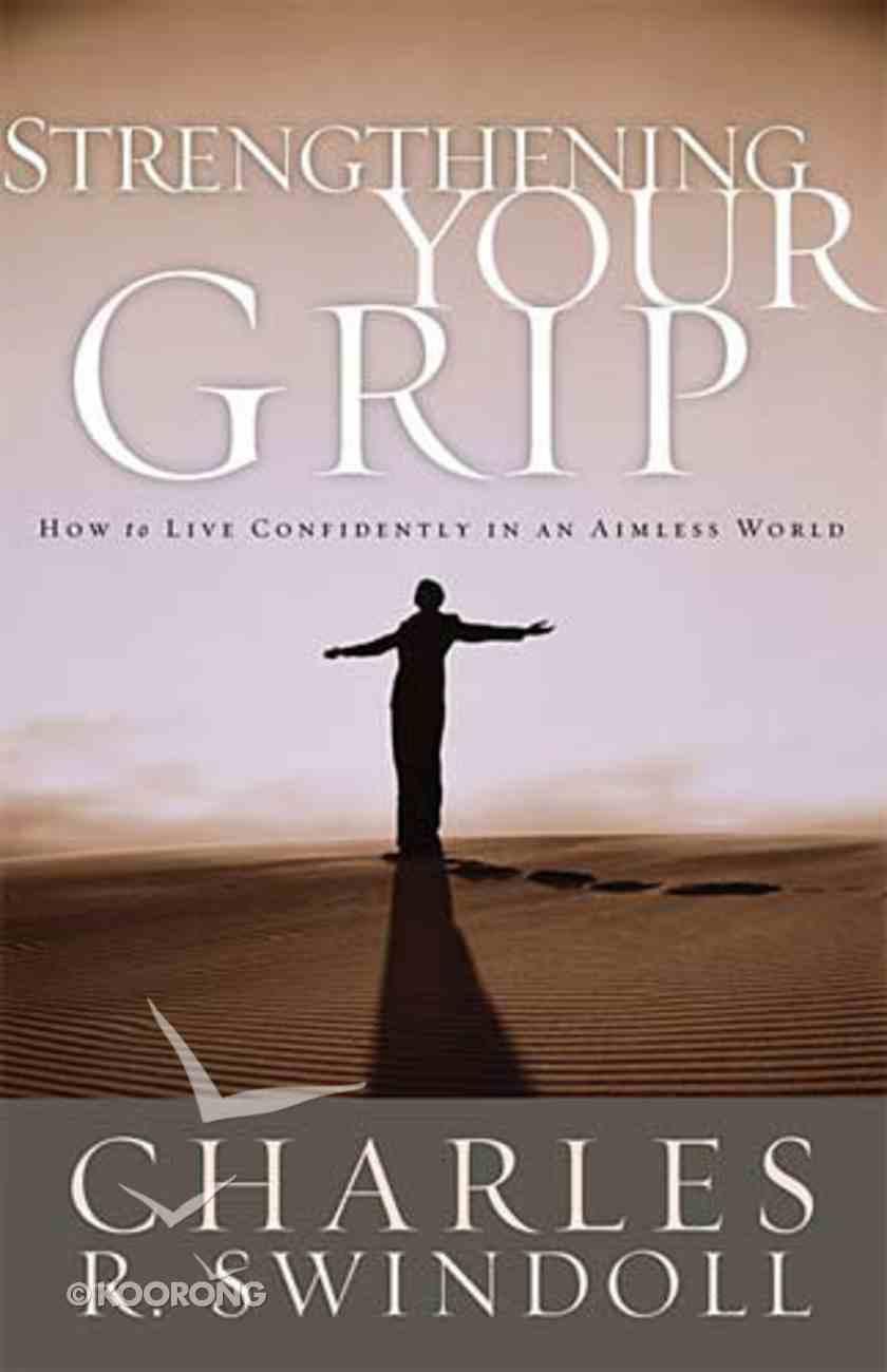 Strengthening Your Grip (2003) Paperback
