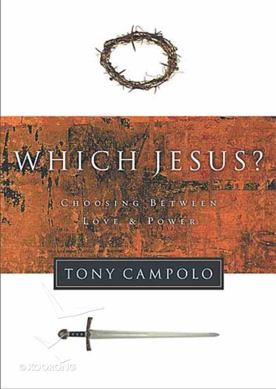 Which Jesus? Hardback