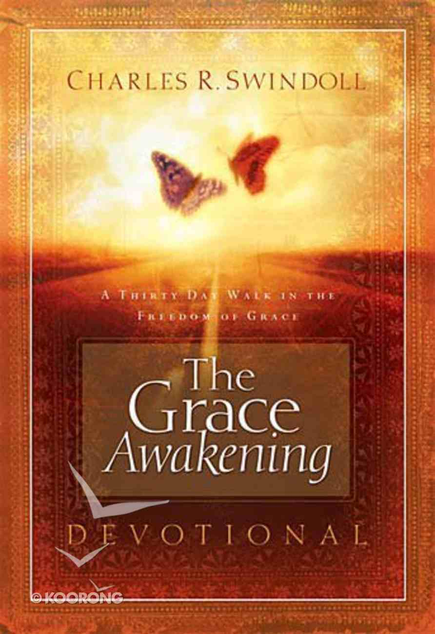 The Grace Awakening (Devotional) Paperback