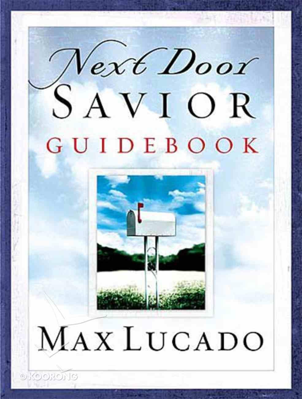Next Door Savior (Guidebook) Paperback