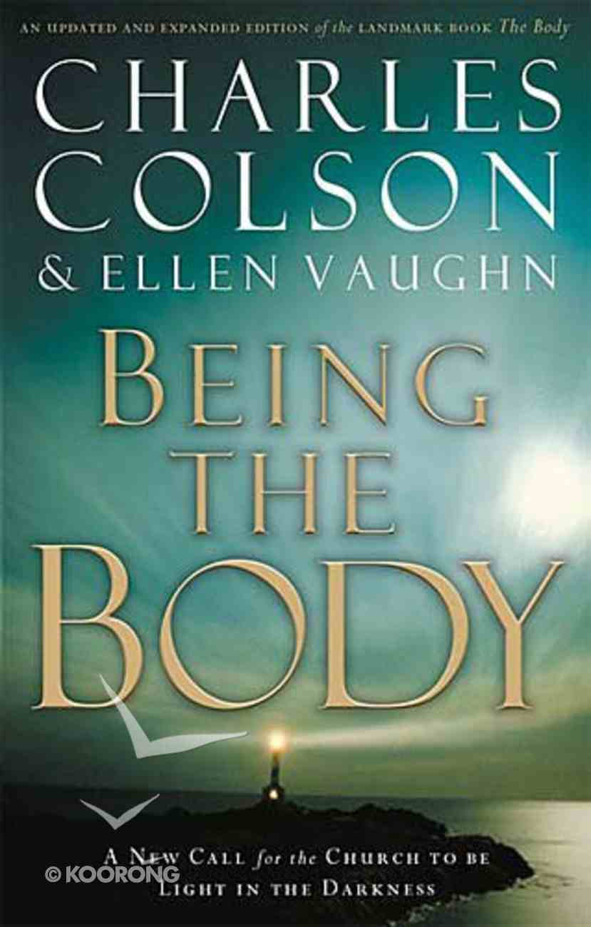 Being the Body Paperback