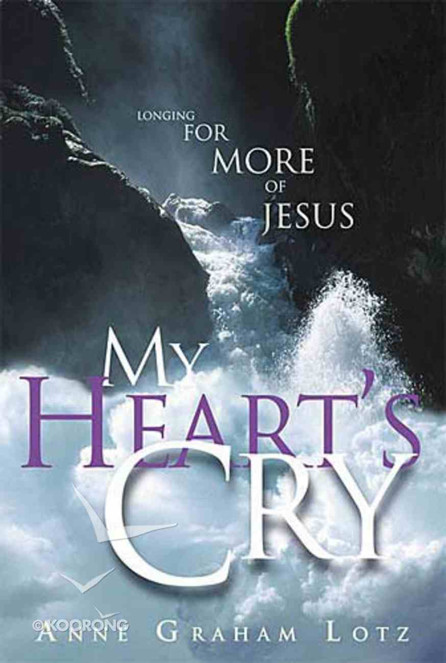 My Heart's Cry Paperback