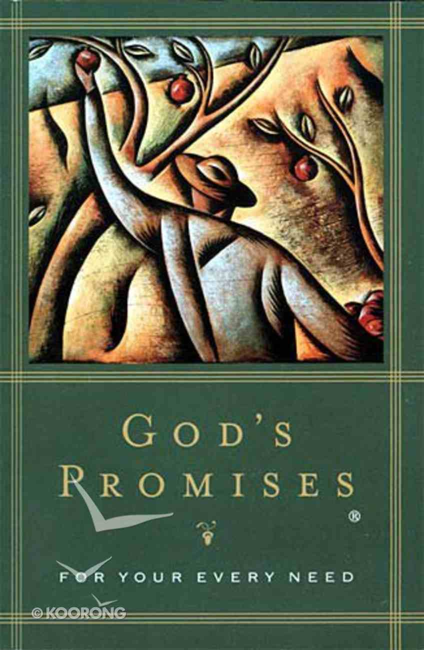 God's Promises For Your Every Need (Nkjv) Mass Market