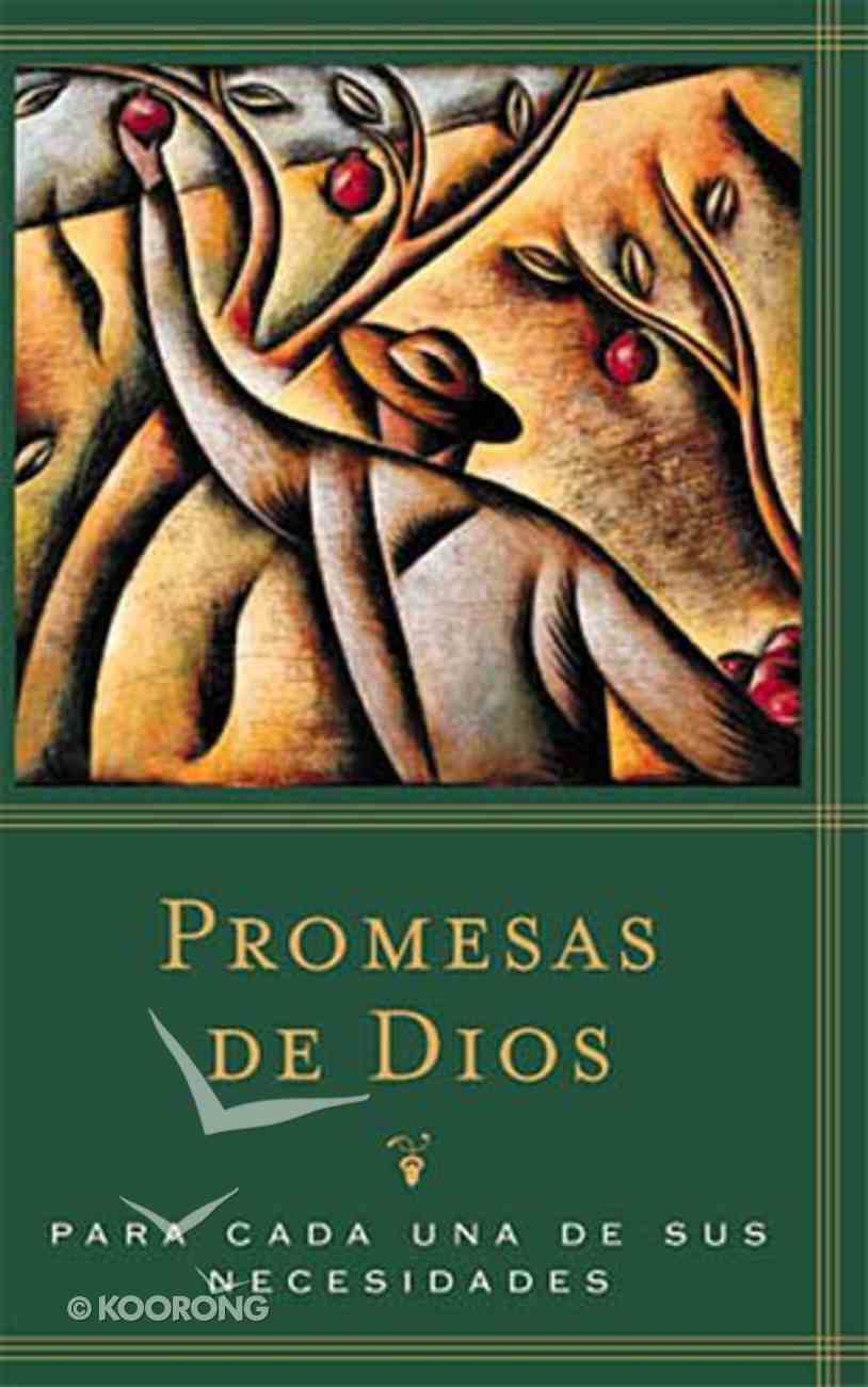 Promeses De Dios Para Cada (God's Promises For Your Every Need) Paperback