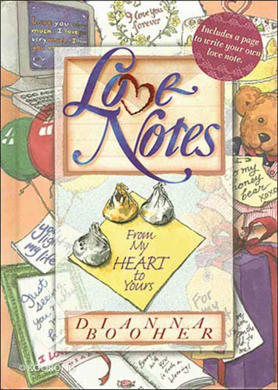 Love Notes: Two Hearts Are Better Hardback