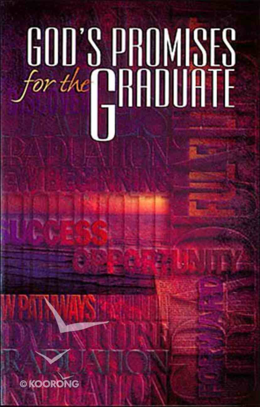 God's Promises For the Graduate Paperback
