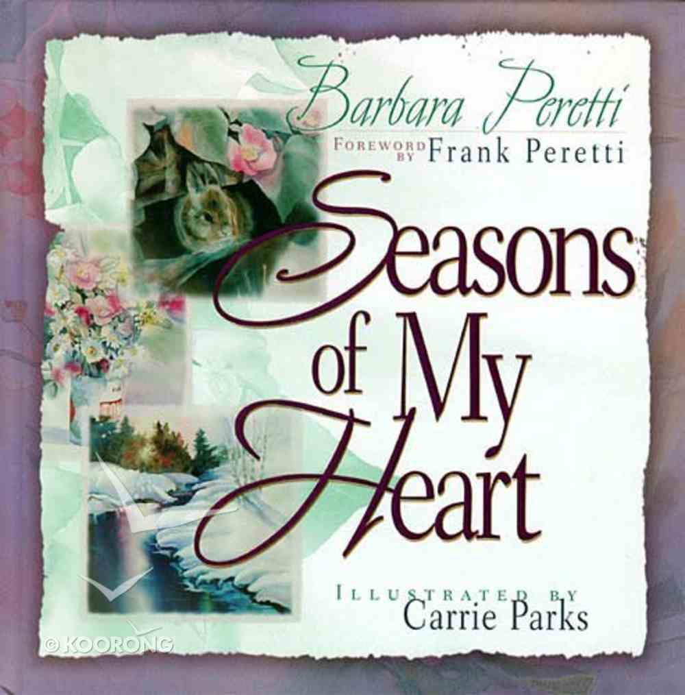 Seasons of My Heart Hardback