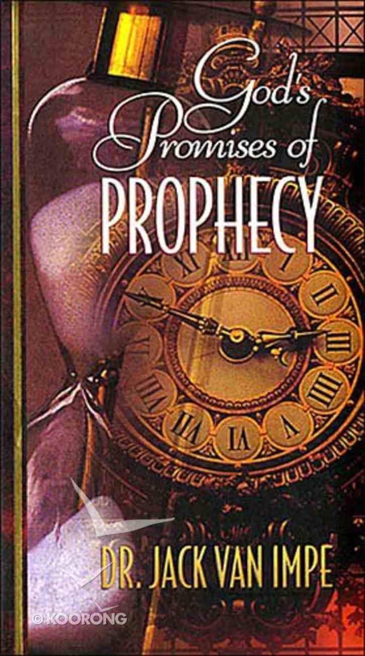 God's Promises of Prophecy Hardback