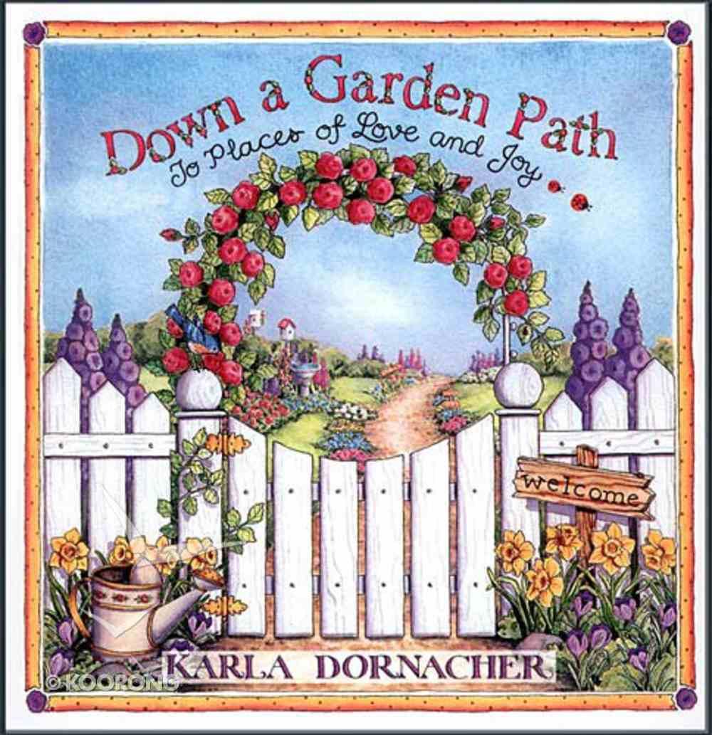 Down a Garden Path Hardback
