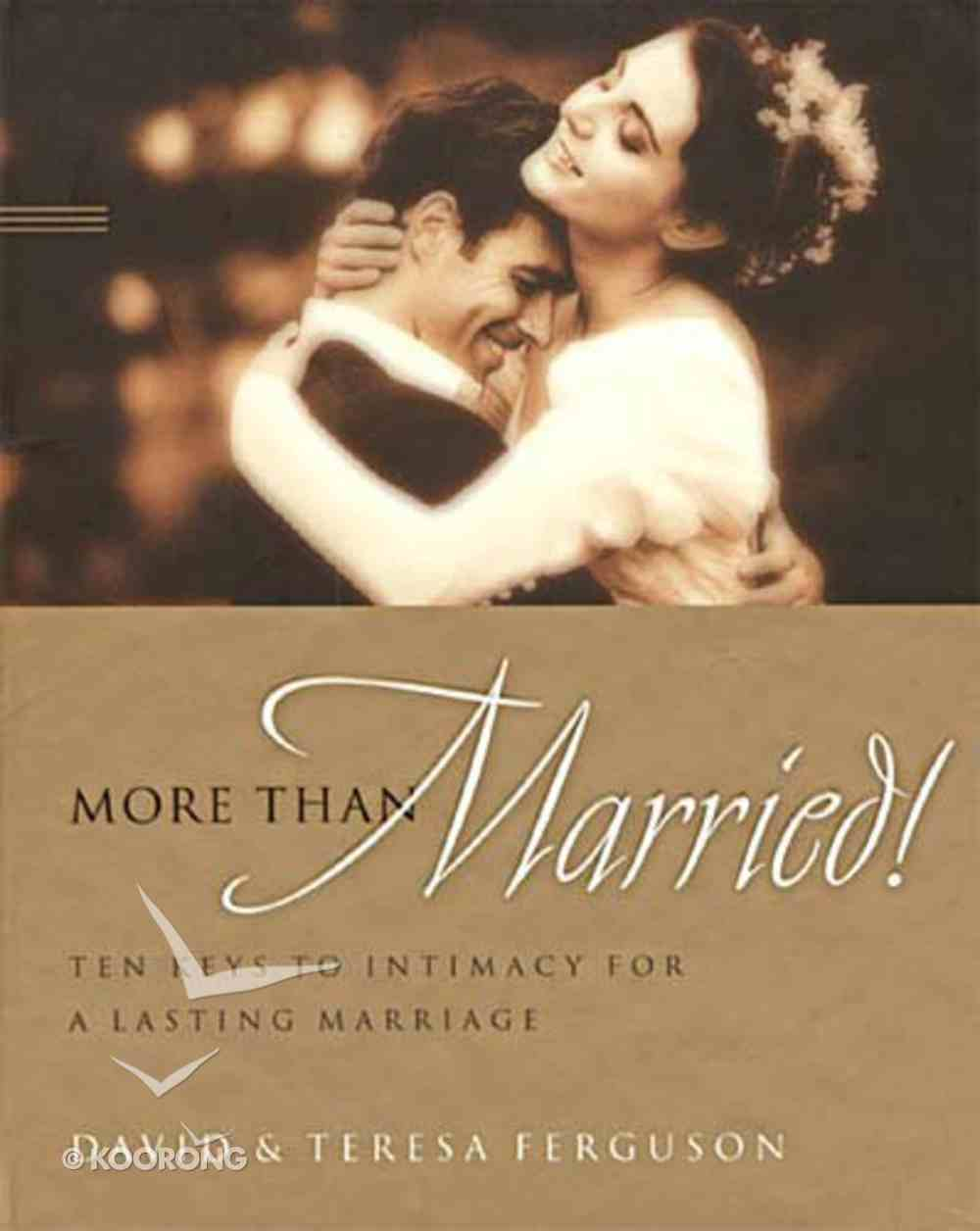 More Than Married Hardback