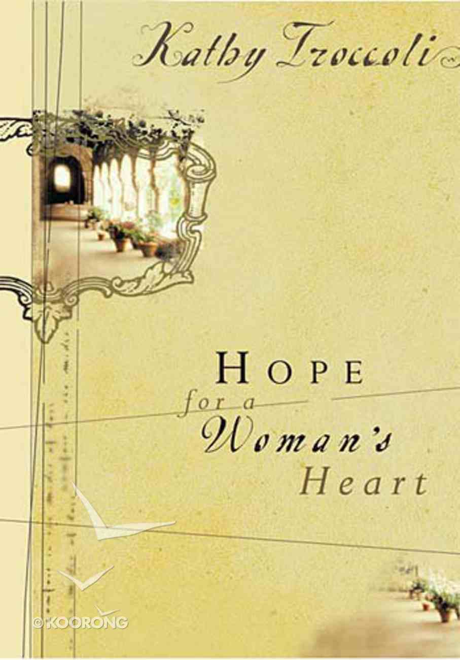 Hope For a Woman's Heart Hardback