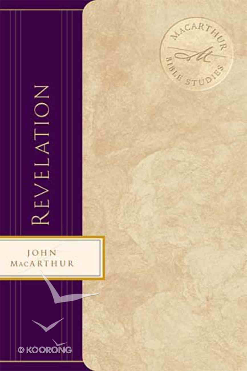 Revelation (Macarthur Bible Study Series) Paperback