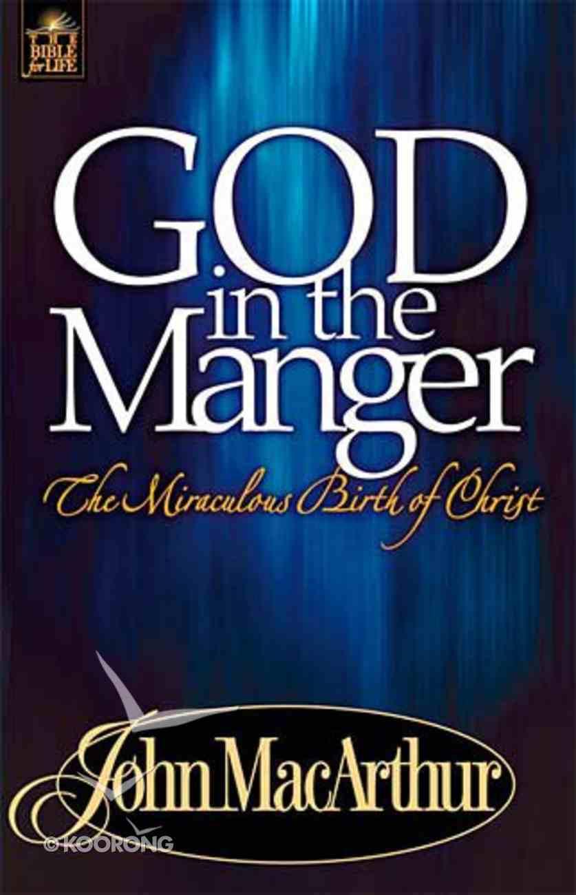 God in the Manger Paperback