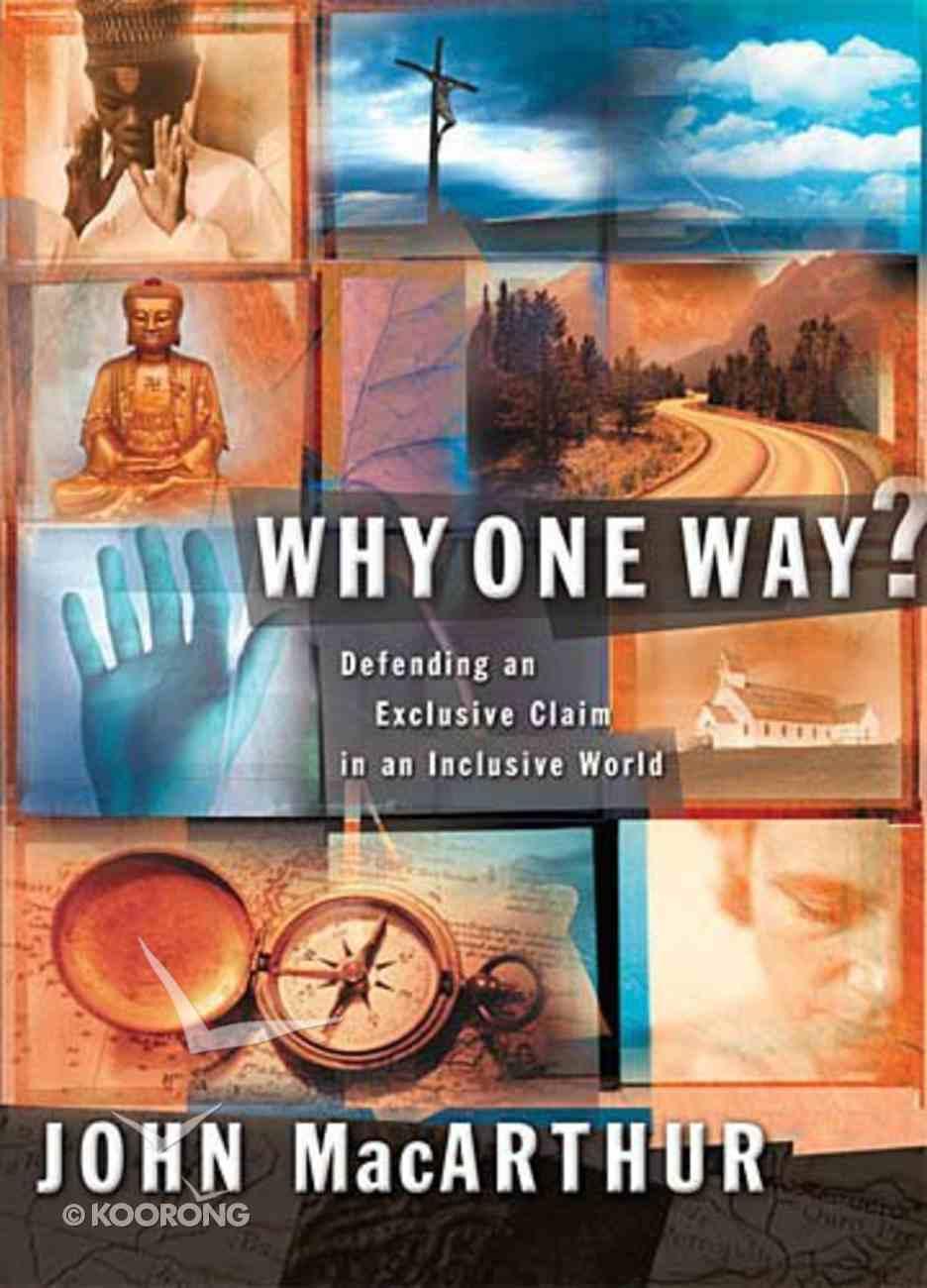 Why One Way Hardback