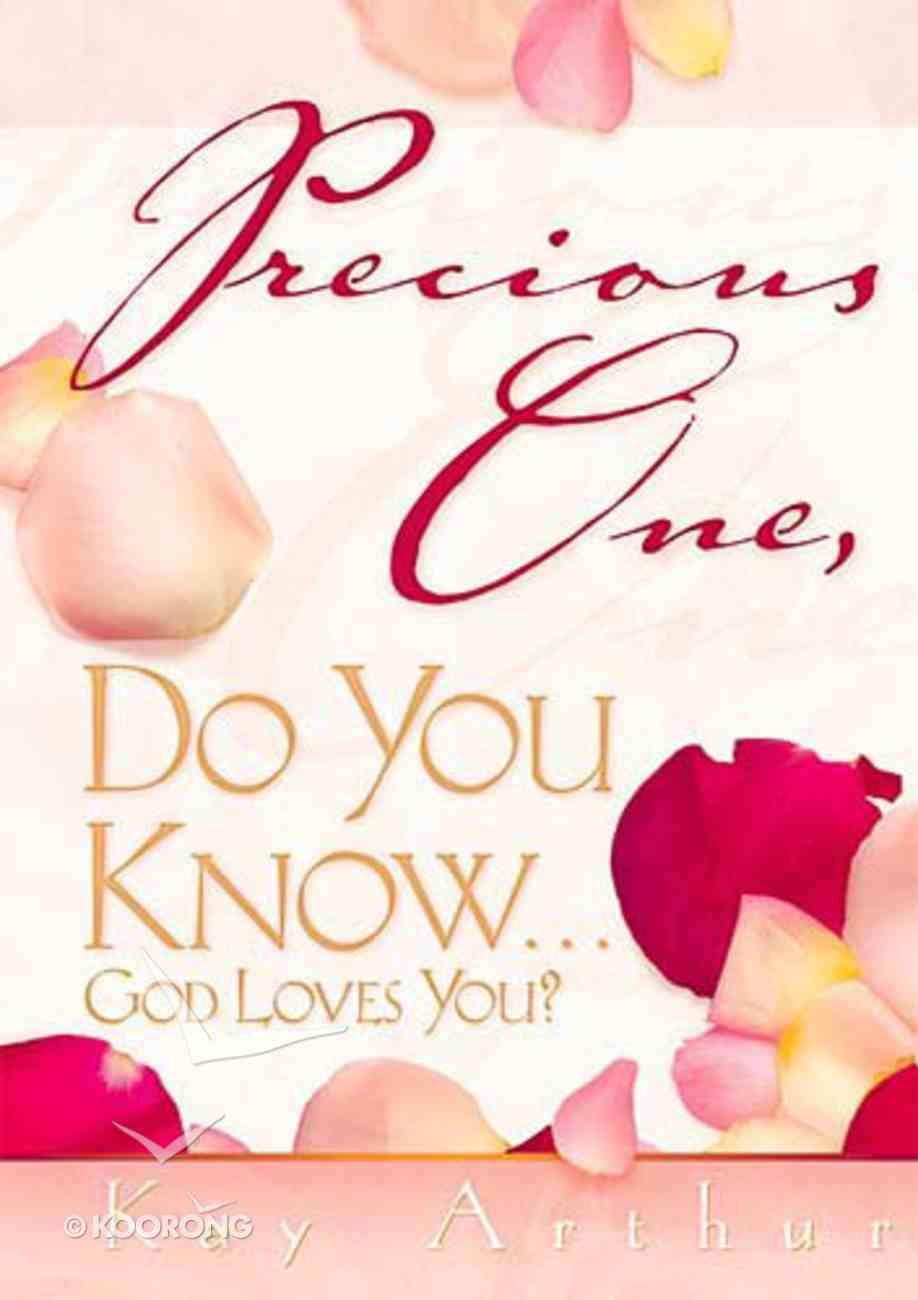 Precious One, Do You Know? Hardback