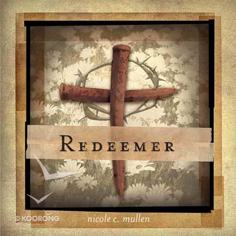 Redeemer (With Cd) Hardback