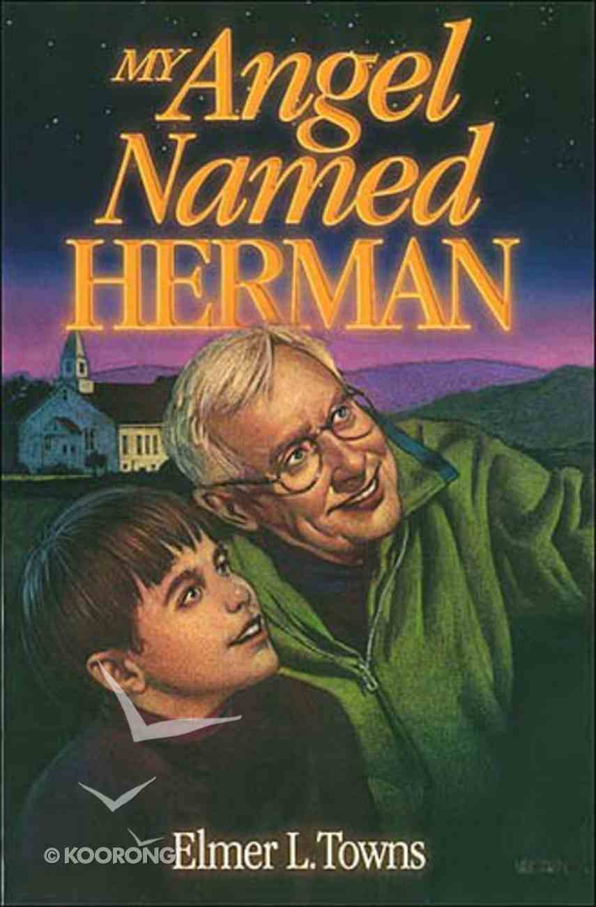 My Angel Named Herman Hardback