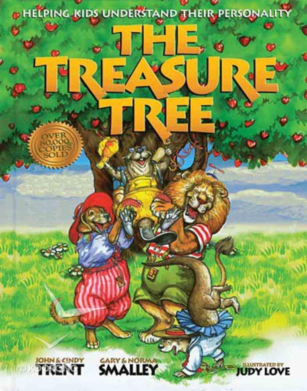 The Treasure Tree Hardback