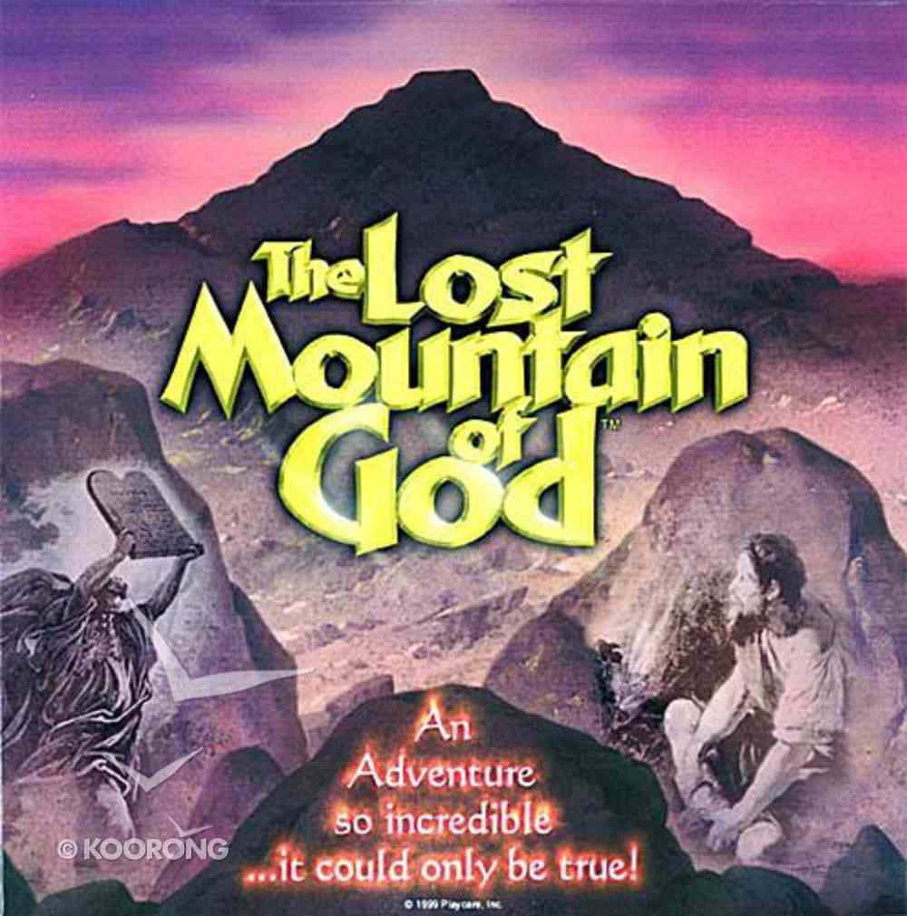 Lost Mountain of God Game