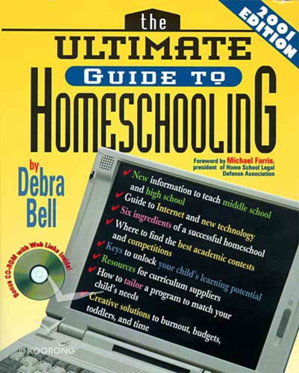 Ultimate Guide to Home Schooling Paperback
