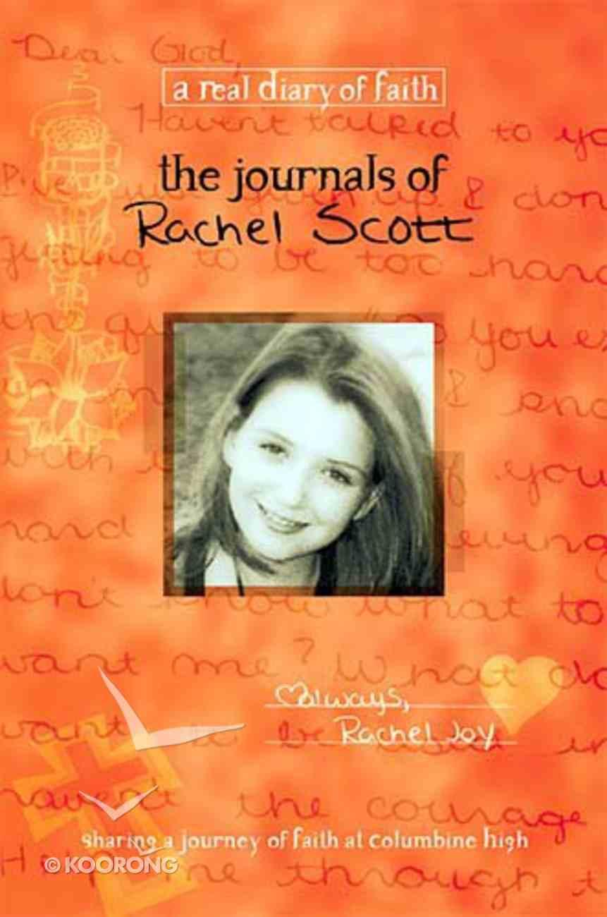 The Journal of Rachel Scott Hardback