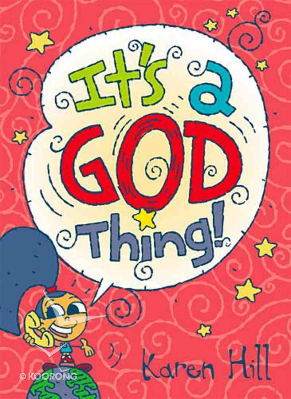 It's a God Thing! Journal (Girly Pink) Hardback