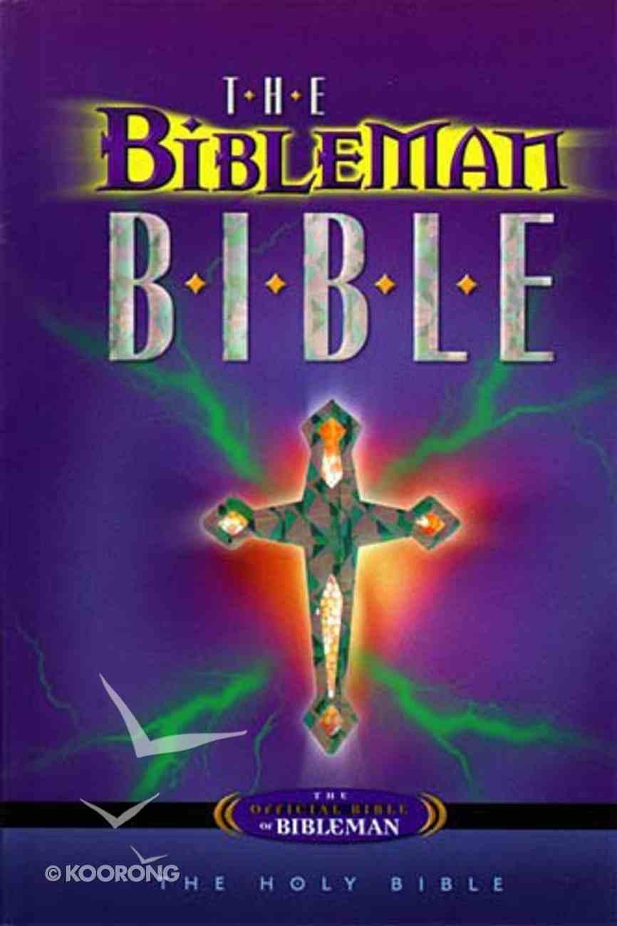 ICB Bibleman Paperback