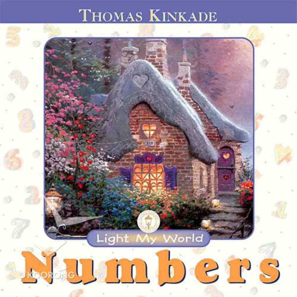 Numbers (Light My World Series) Board Book