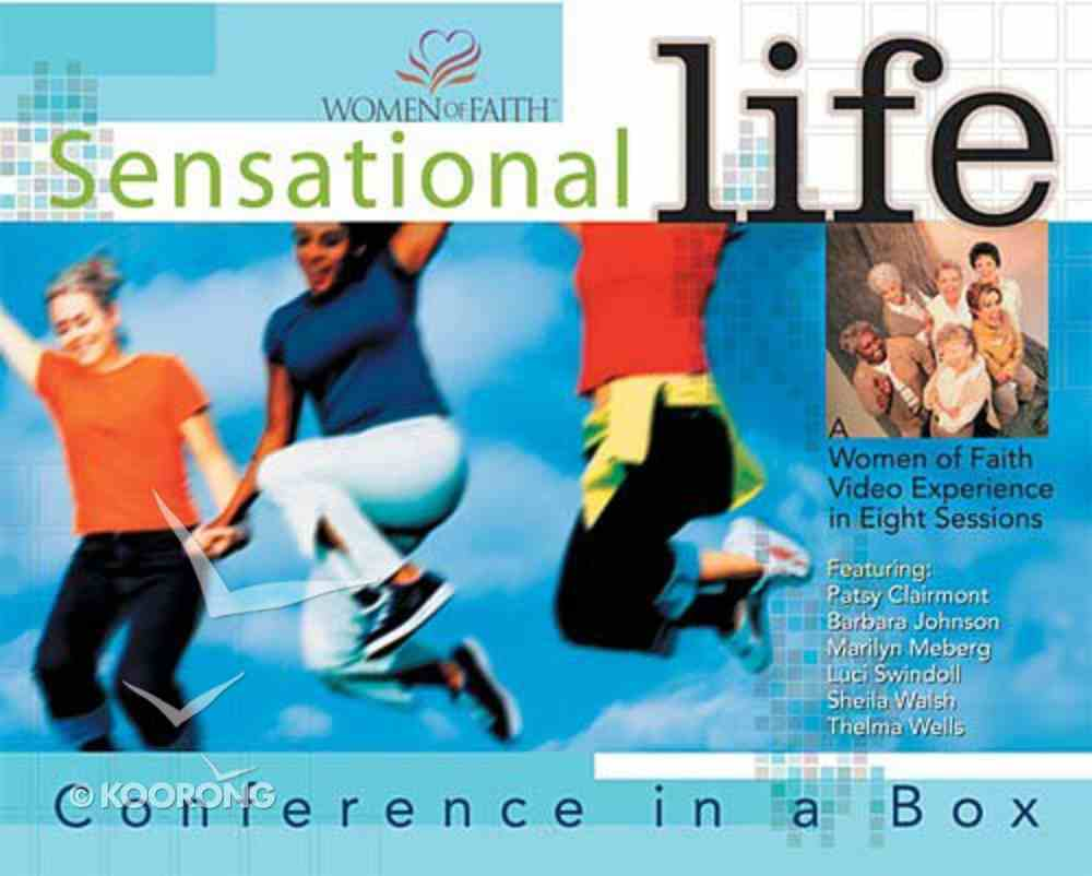 Sensational Life: Conference in a Box (Ntsc Videos) Pack