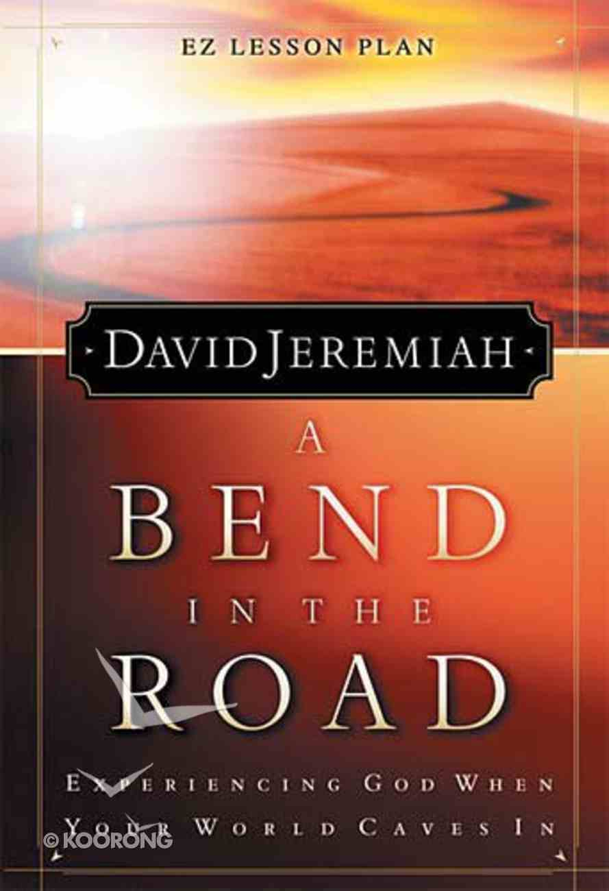 A Bend in the Road (Student's Guide) (Es Lesson Plan Series) Paperback