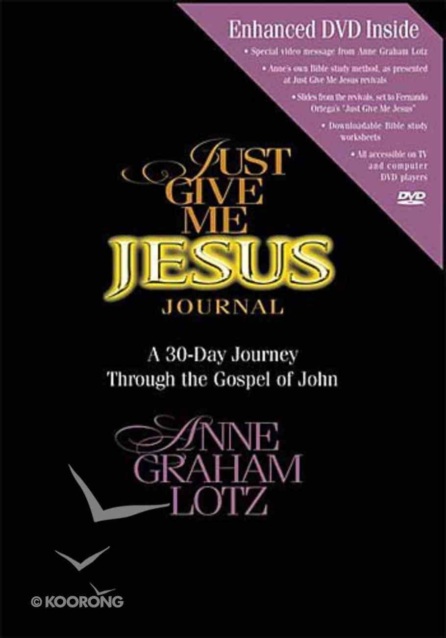 Just Give Me Jesus (Journal) Hardback