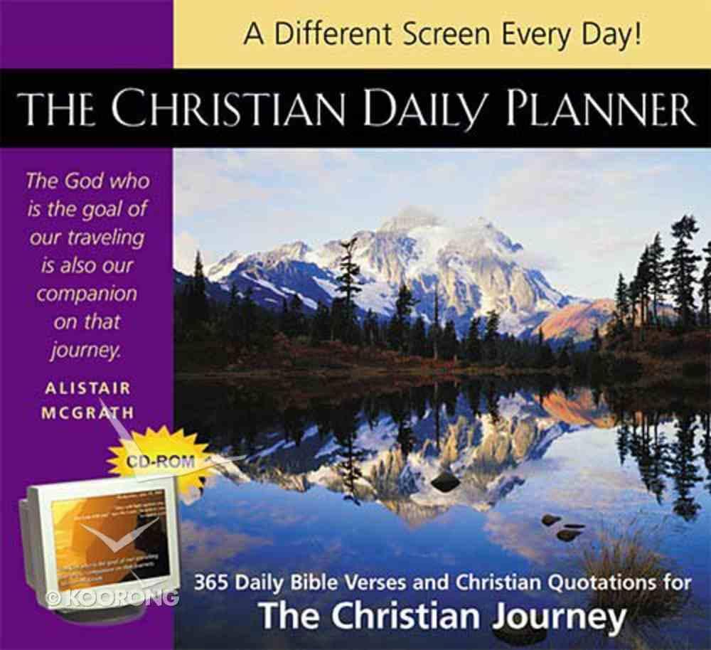 2002 CDROM Daily Planner CD-rom
