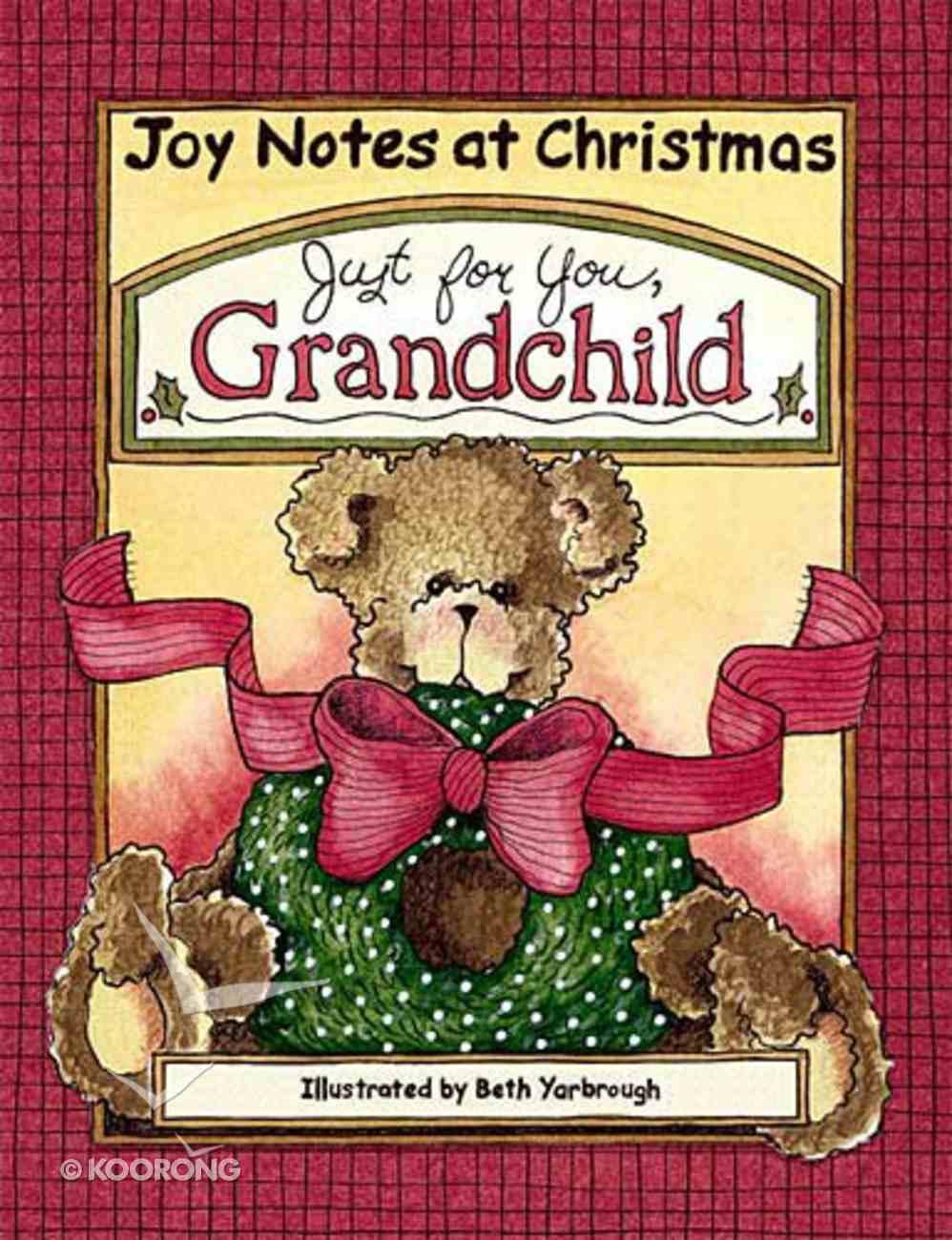 Just For You, Grandchild Hardback