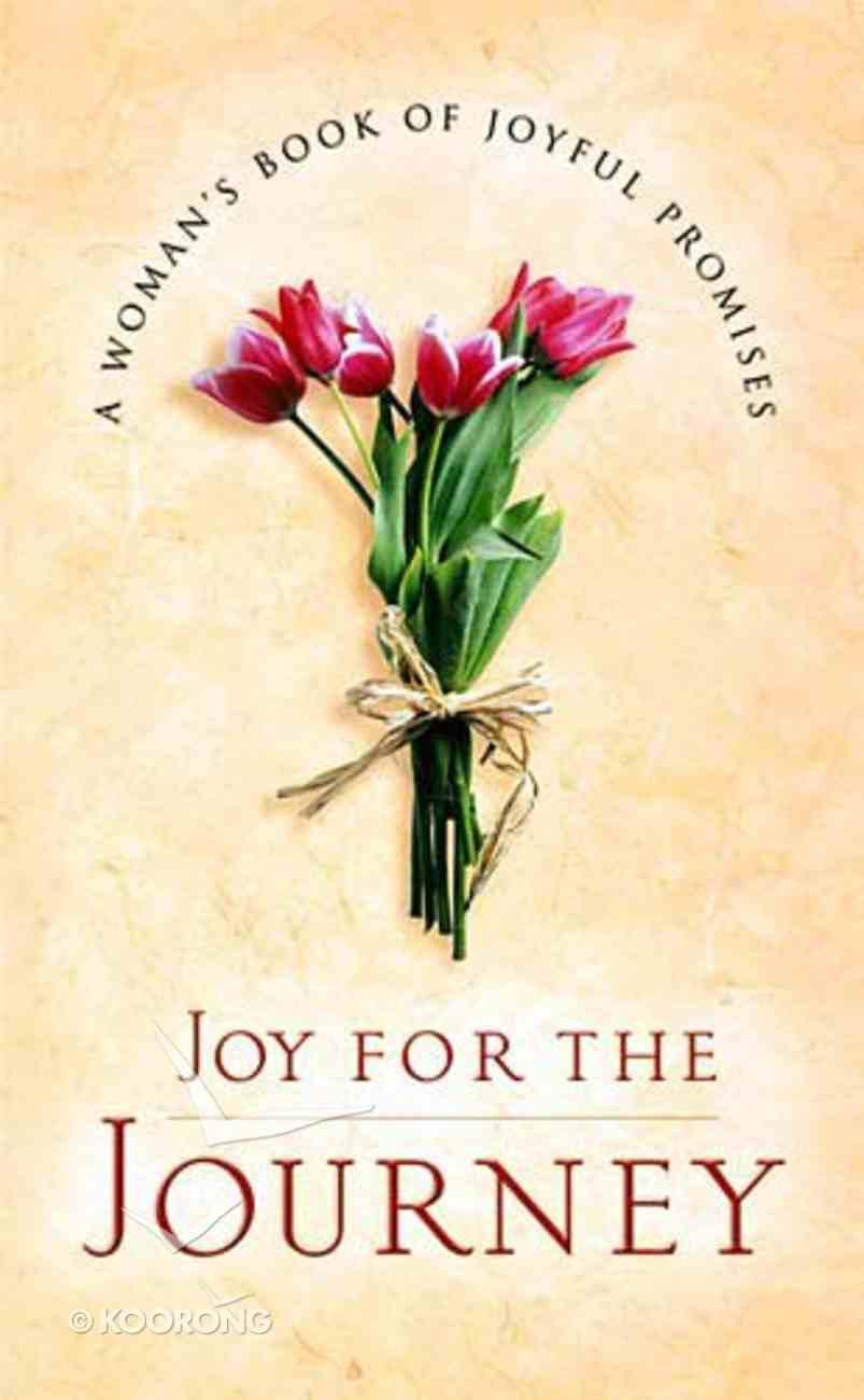 Joy For the Journey Hardback