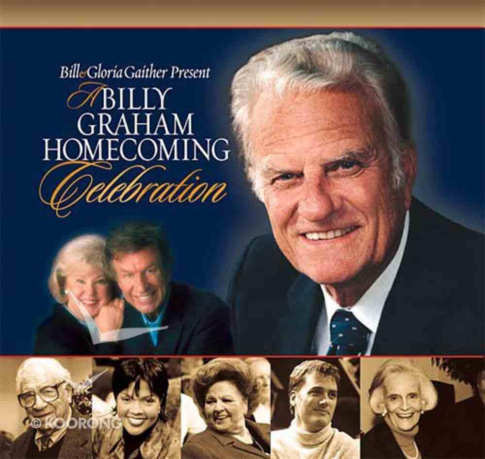 Billy Graham: Homecoming Celebration Hardback