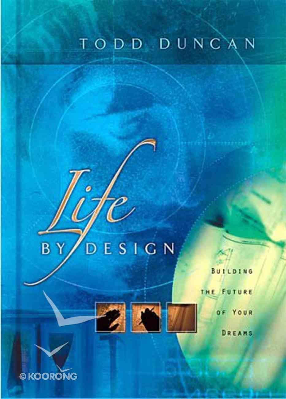 Life By Design Hardback