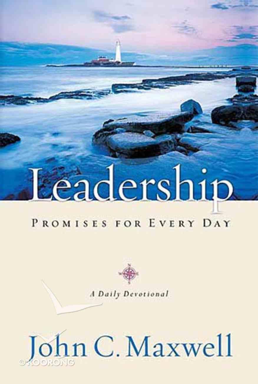 Leadership Promises For Every Day Hardback
