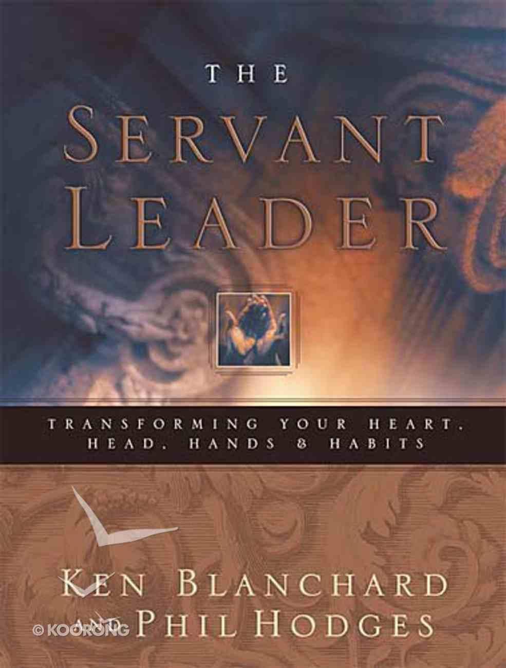 Servant Leader Hardback
